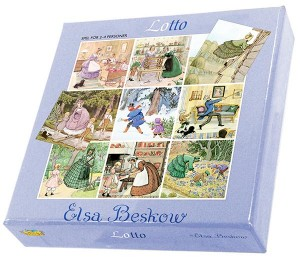 Elsa Beskow lotto