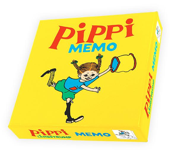 nya Pippi memo