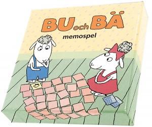 Bu och Bä memospel