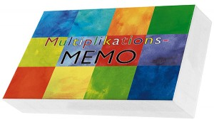 Multiplikations memo