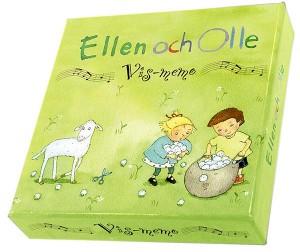 Ellen och Olle vismemo ask
