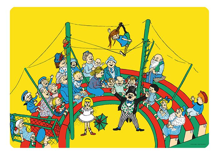 3334 Pippi Cirkus